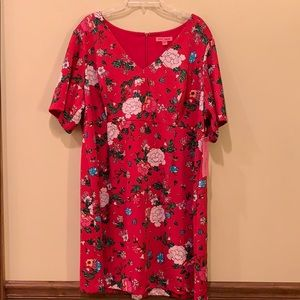 Floral Betsey Johnson Dress NWT